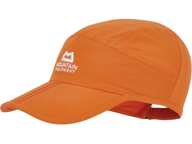 Mountain Equipment Squall - Accesorios para la cabeza - naranja